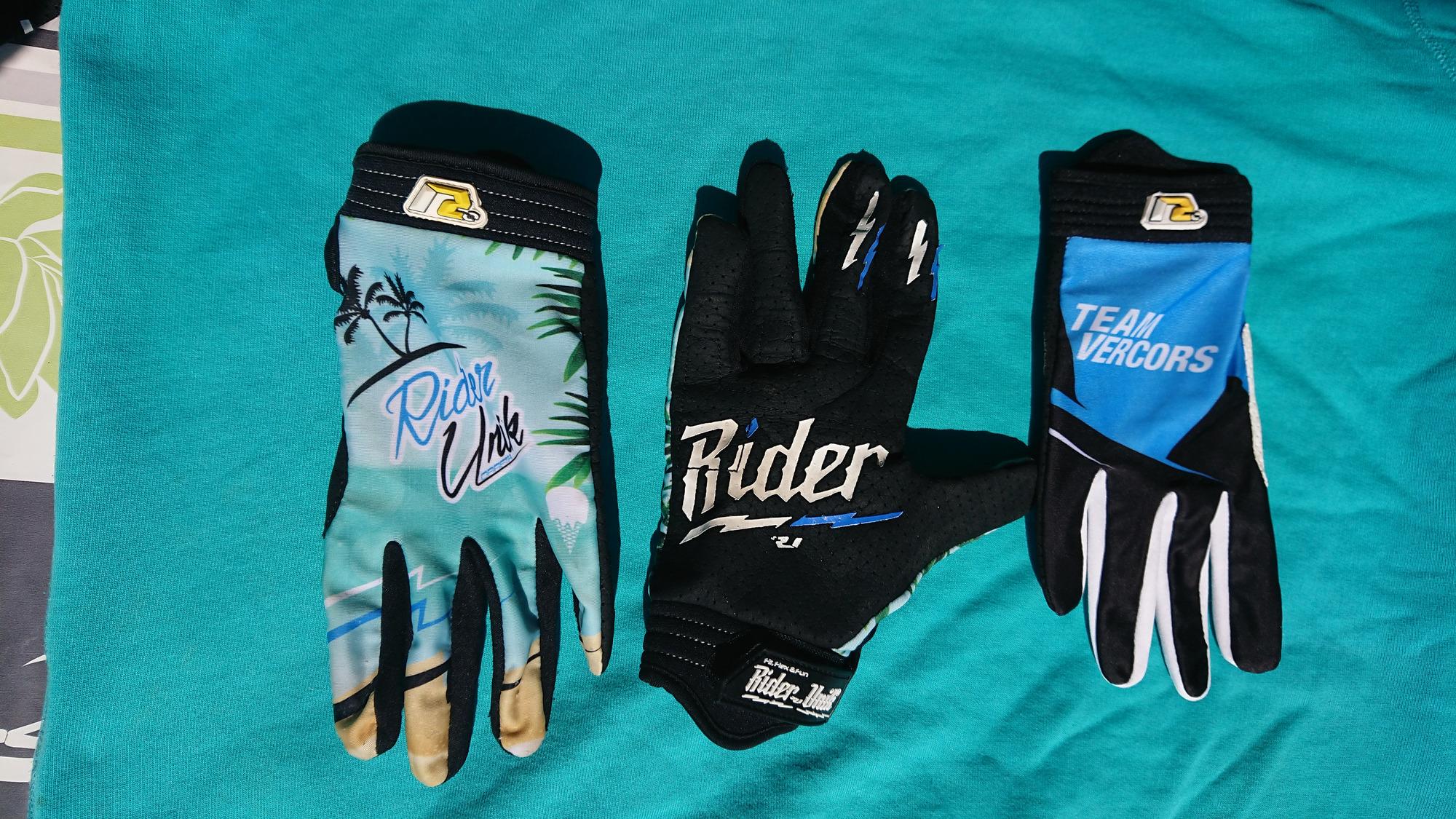 RiderUnik Gloves Skinfit
