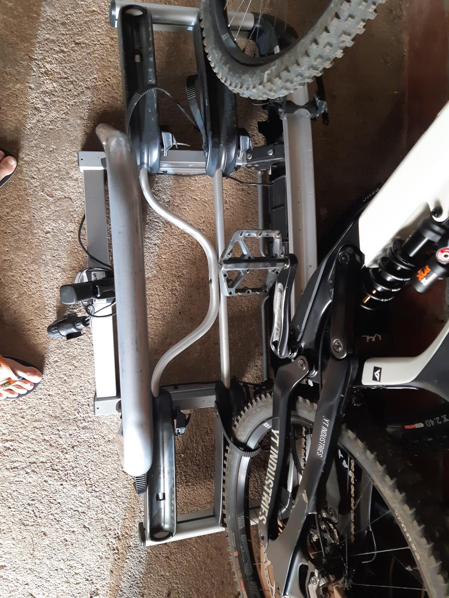 Thule EUROCLASSIC G6 929 3 vélos
