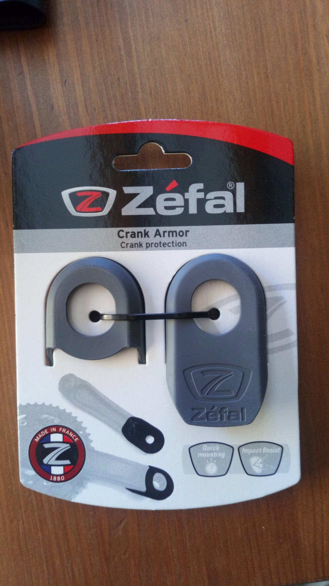 ZEFAL Crank Armor