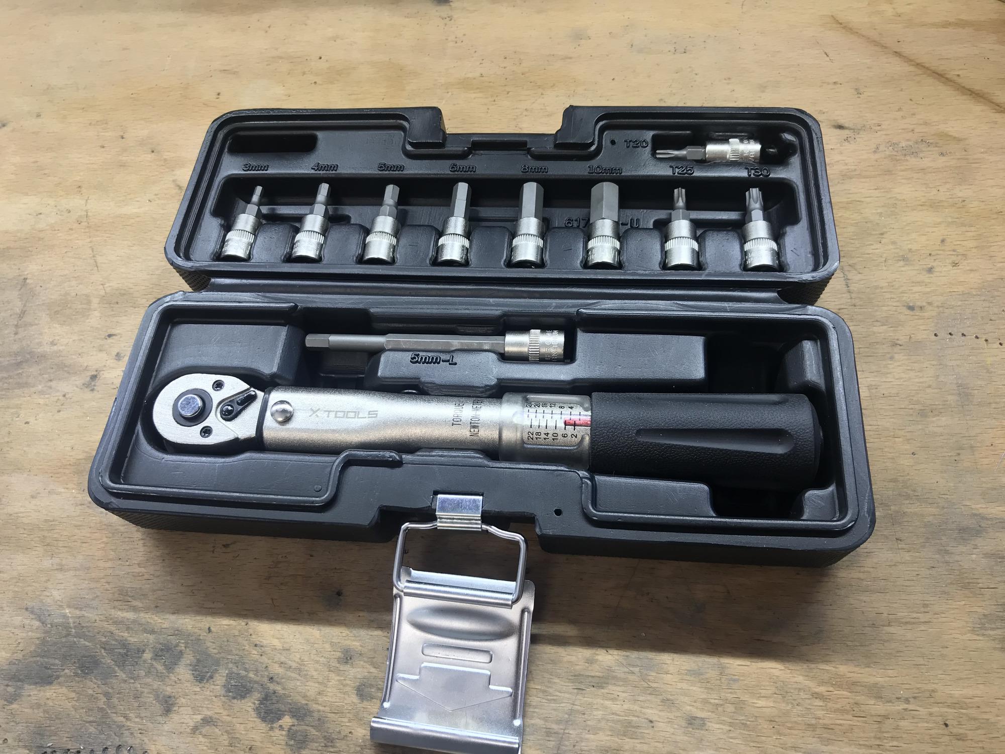 X-Tools clé dynamométrique
