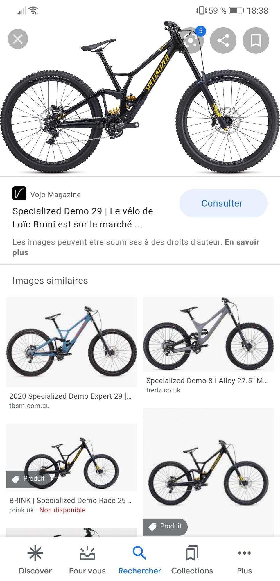 Specialized Démo 29