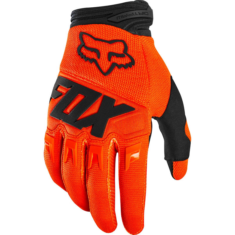 Fox Dirt paw race glove