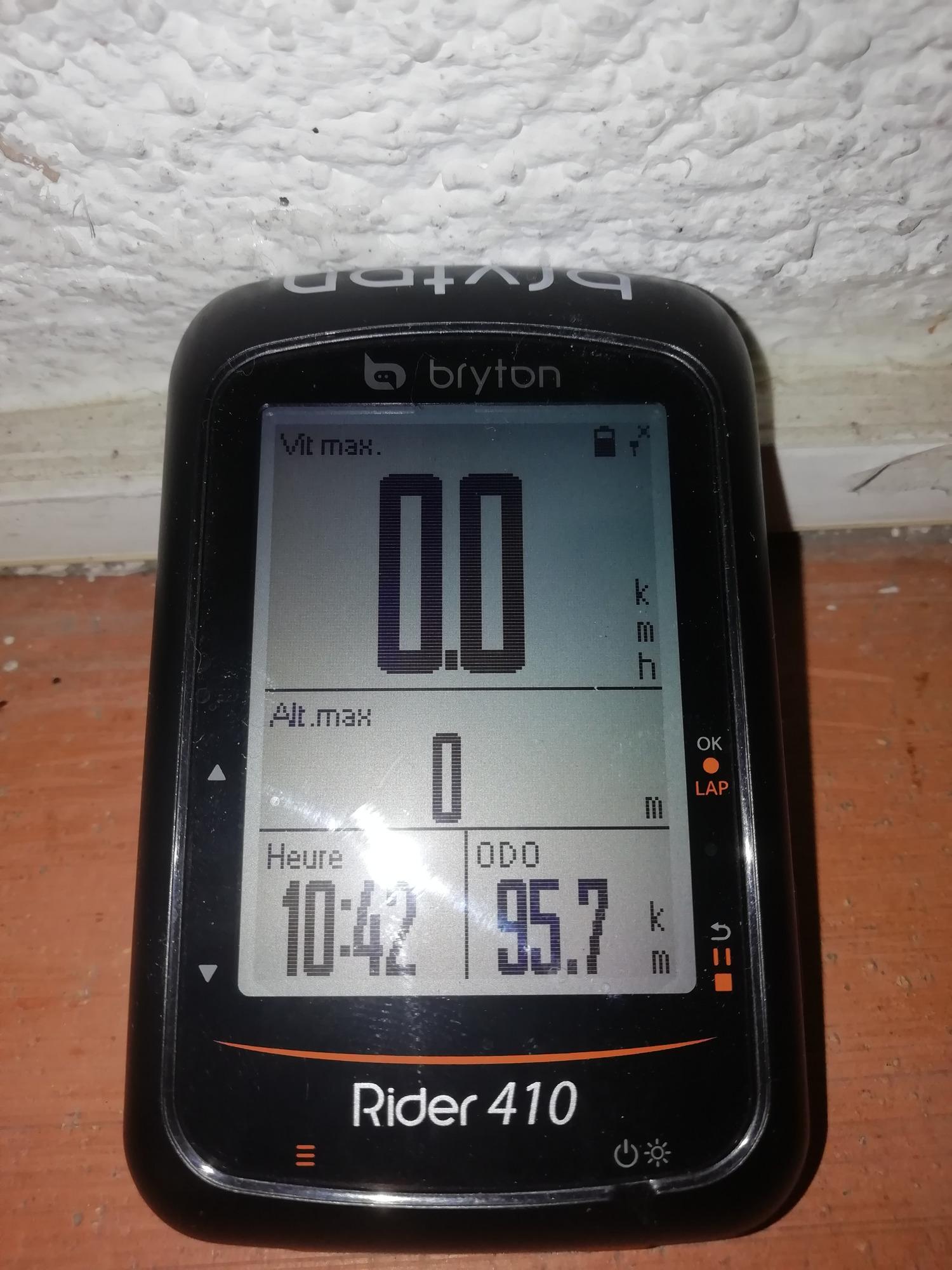 BRYTON rider 410