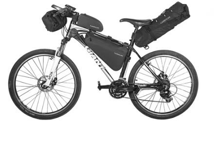 Newboler Set de sacoches de bikepacking