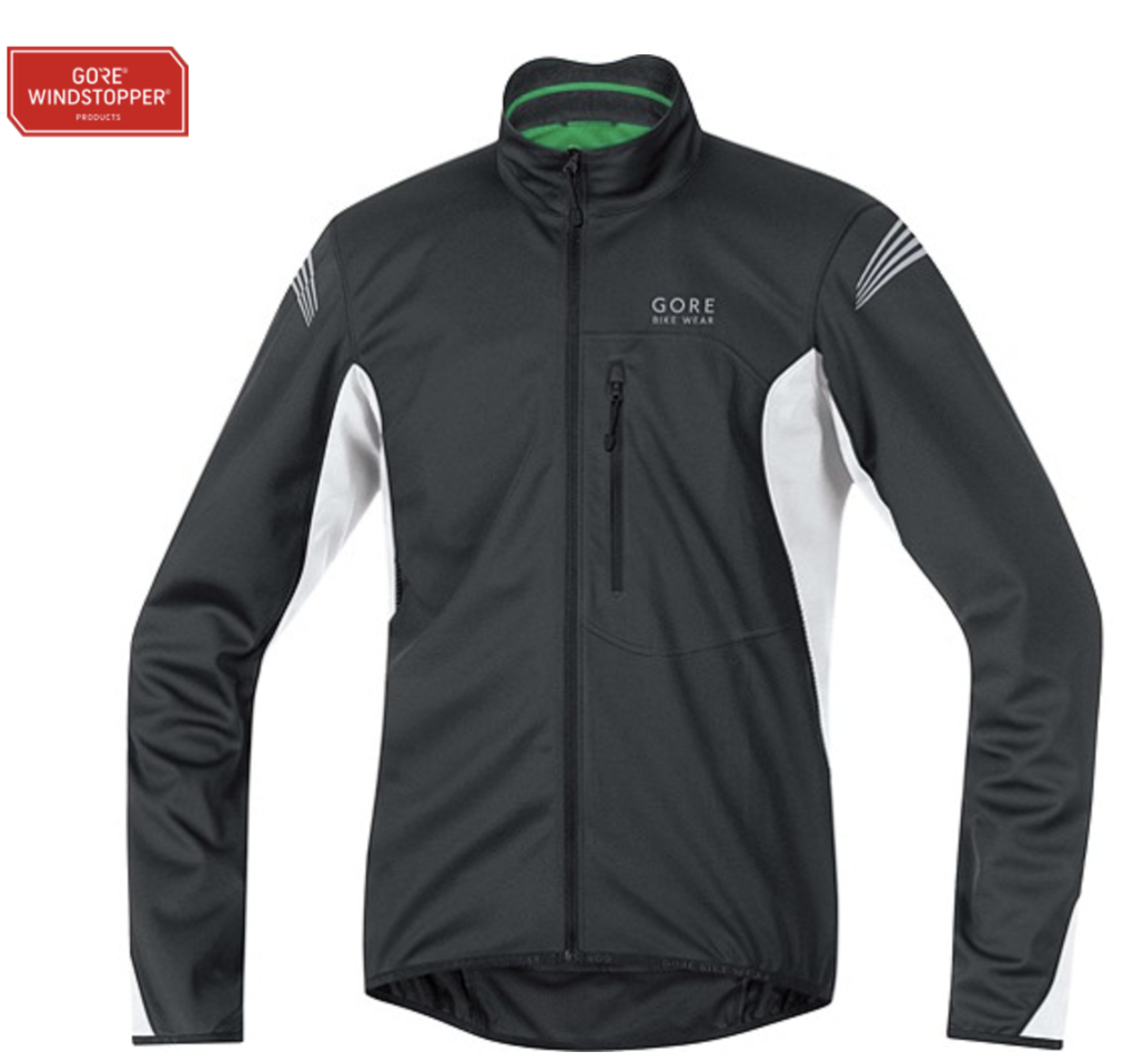 Gore Bike Wear ELEMENT WINDSTOPPER® SOFT SHELL