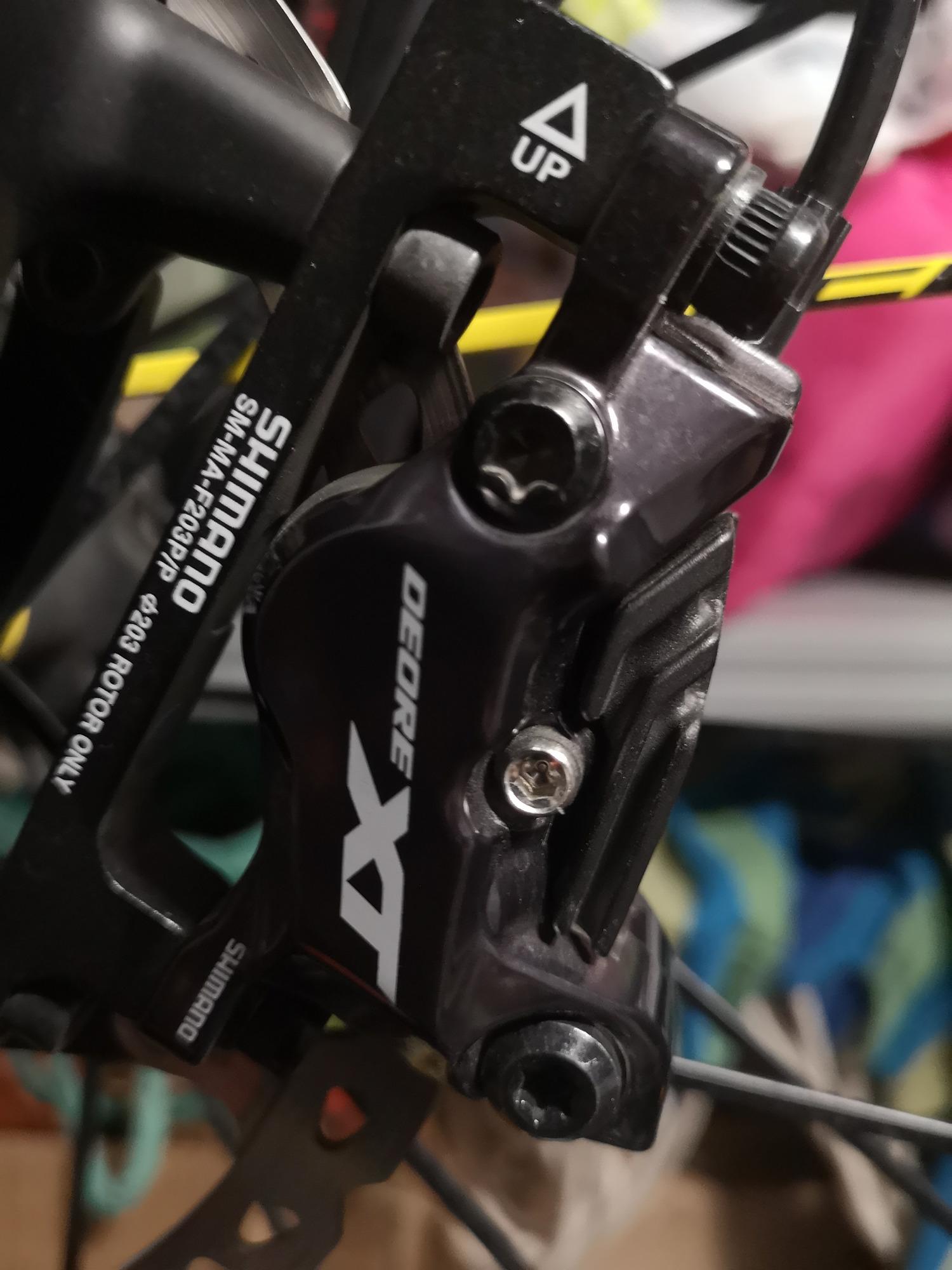Shimano Xt m8120