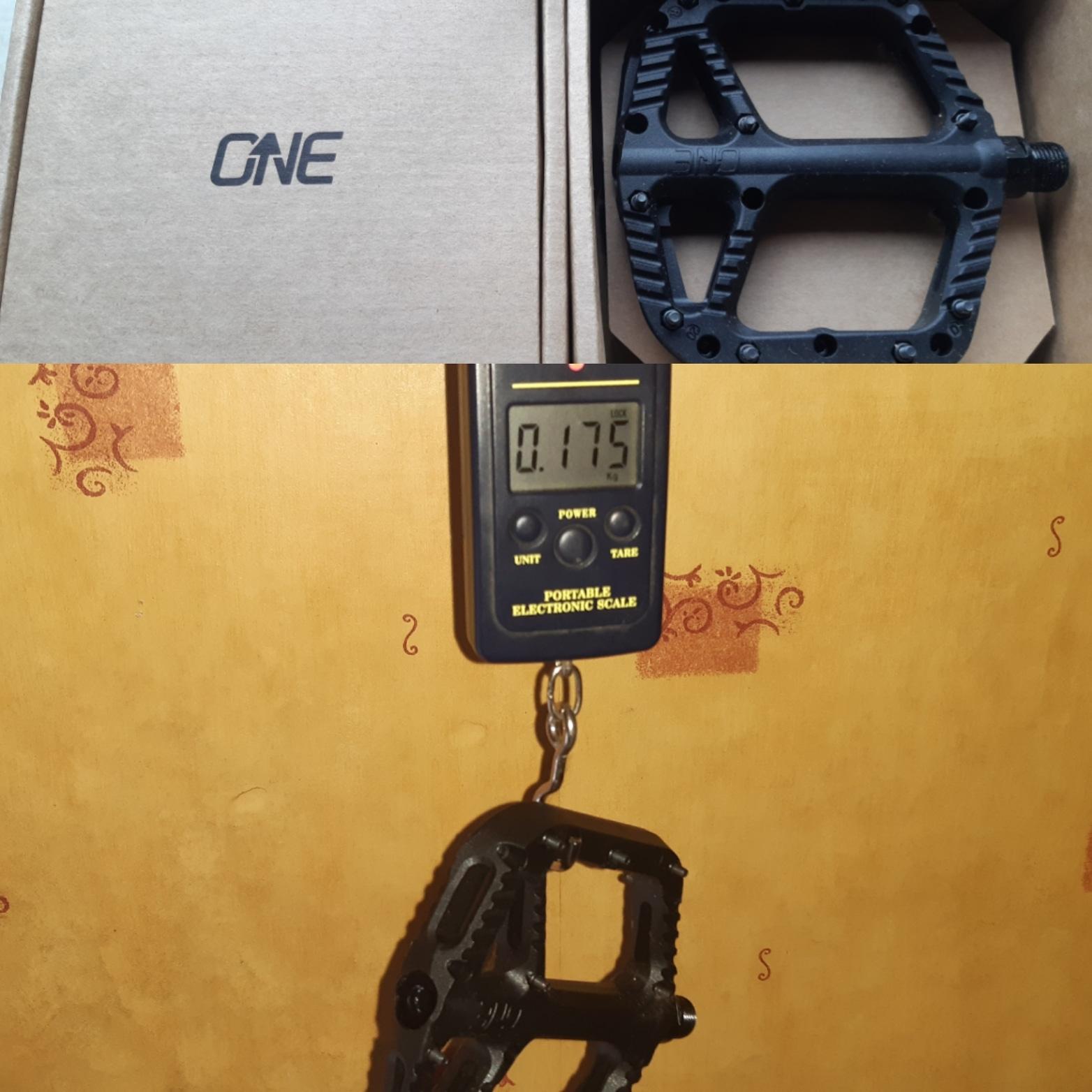 OneUp Components Flat composite