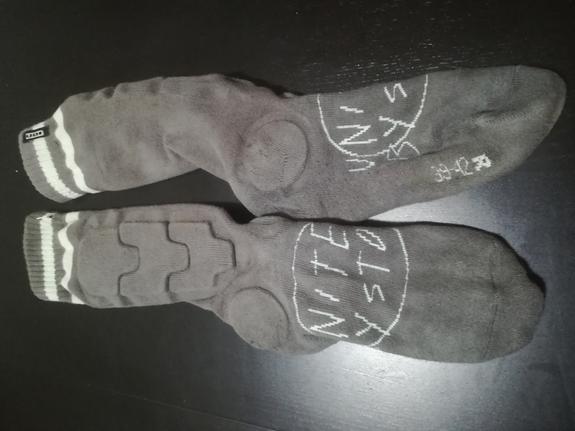 Ion Protection BD-socks 2.0