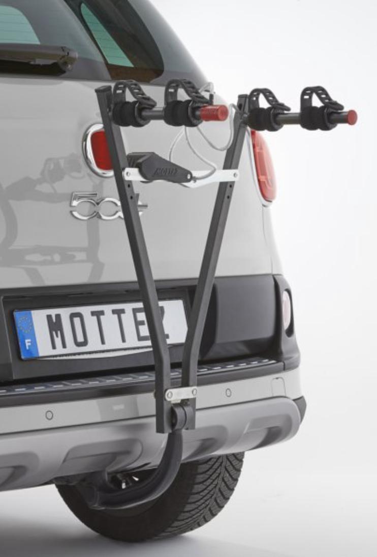 Mottez Porte vélo d'attelage suspendu
