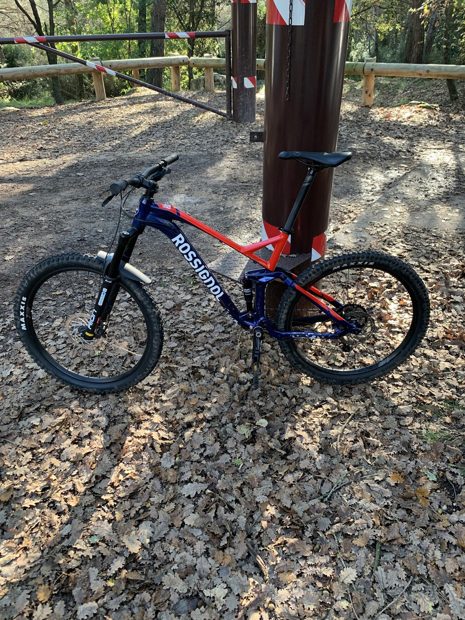 Rossignol Alltrack trail 2