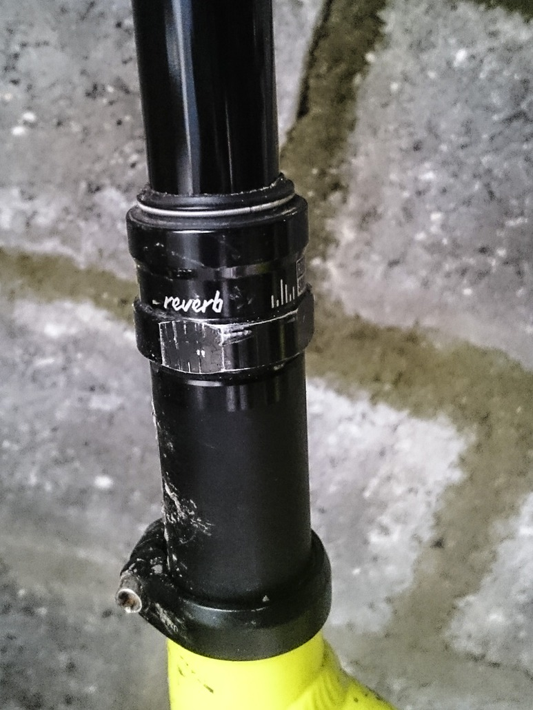 RockShox reverb stealth 150mm
