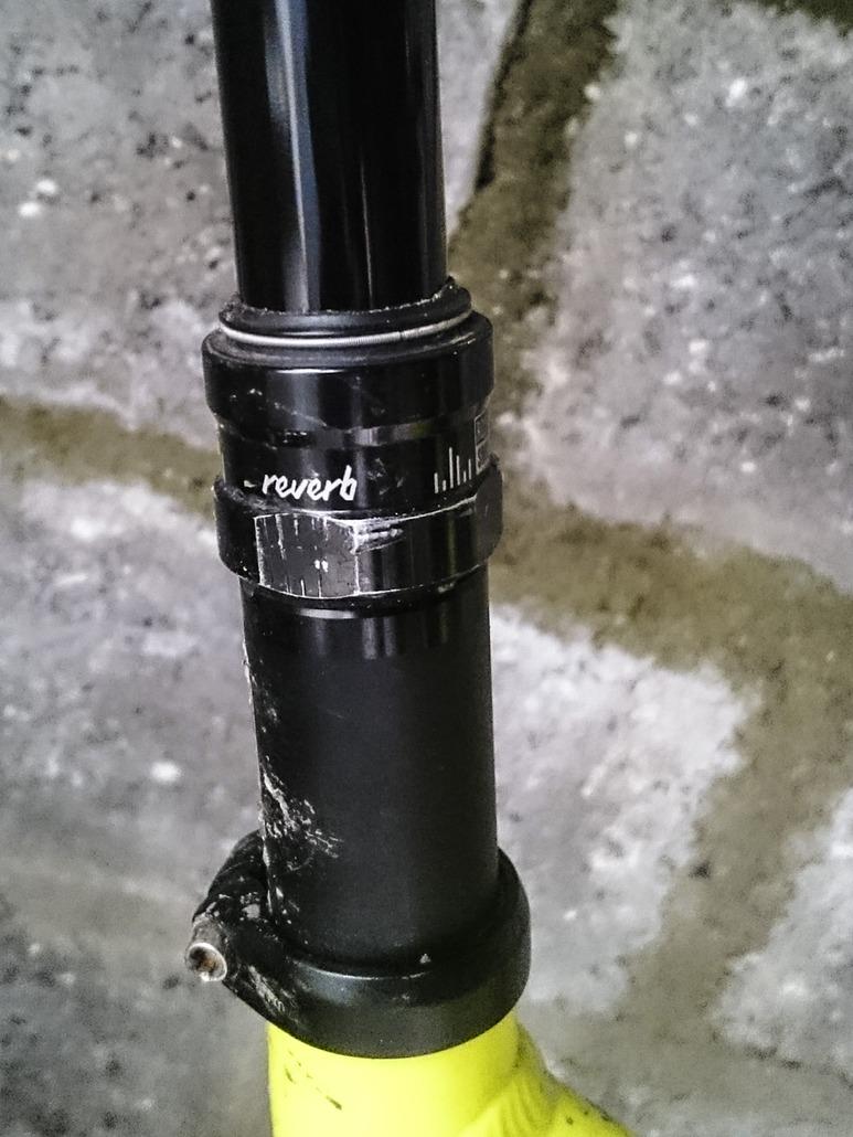 RockShox reverb stealth 150mm