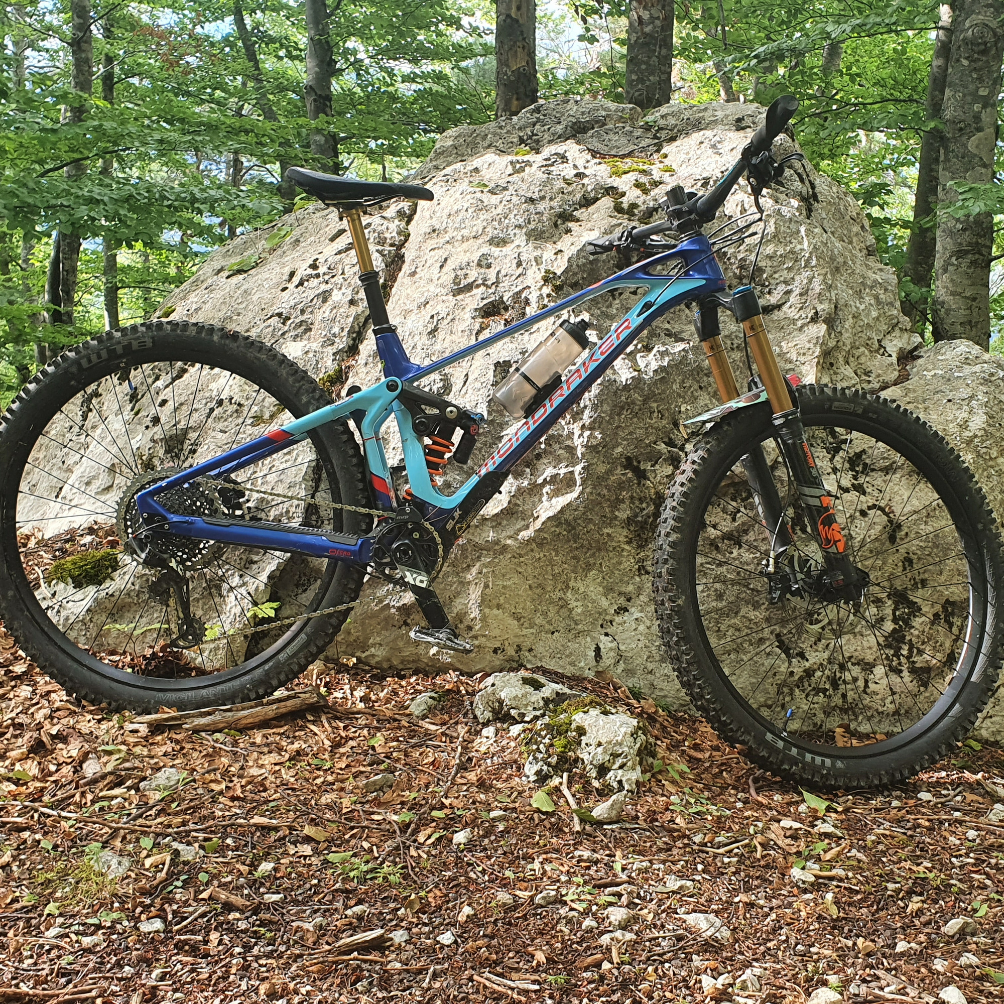 Mondraker superfoxy