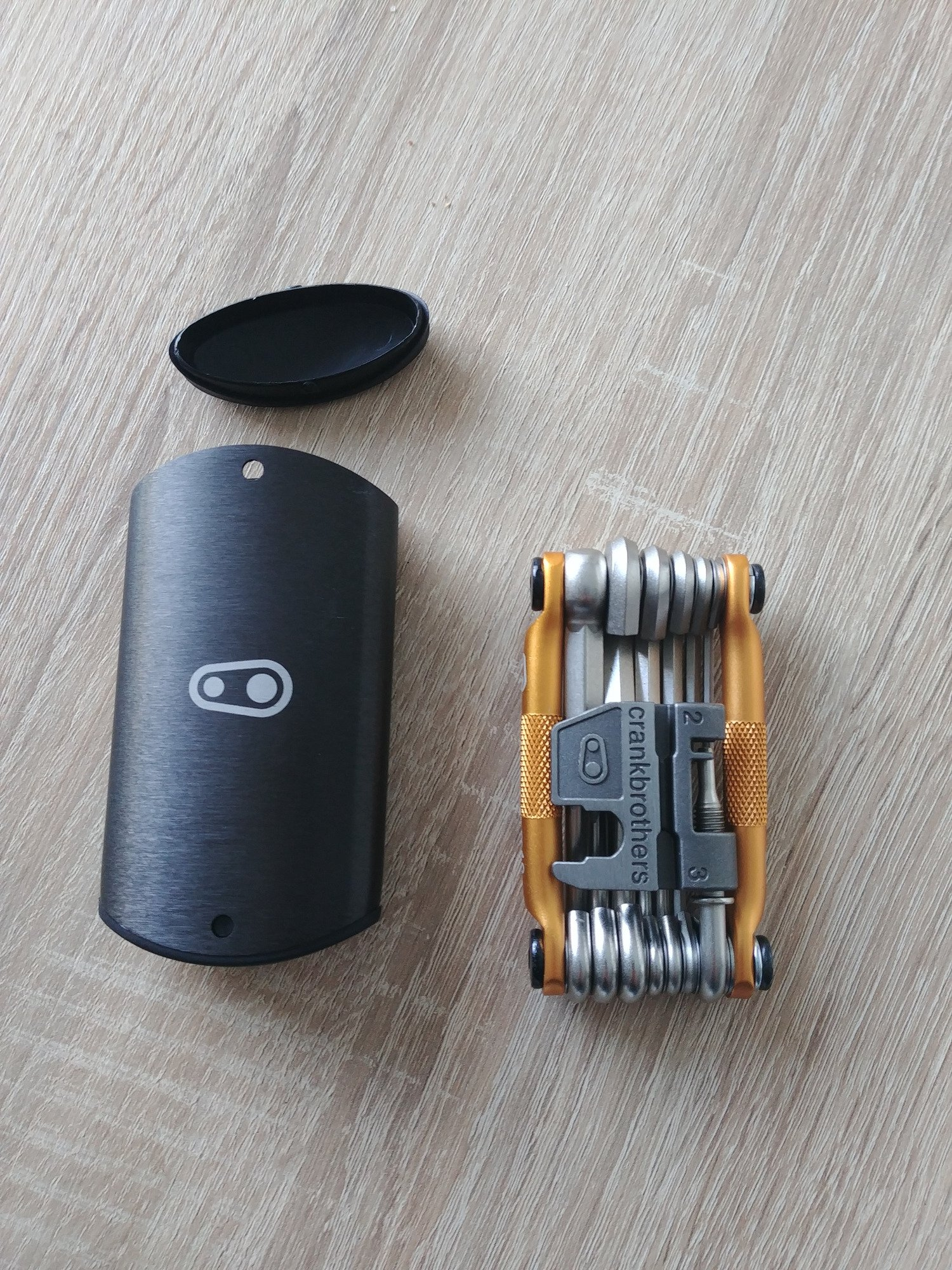 Crankbrothers Multi-Outils M19