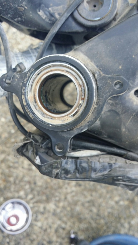 SRAM SRAM Boitier de Pédalier PRESSFIT BB92 GXP