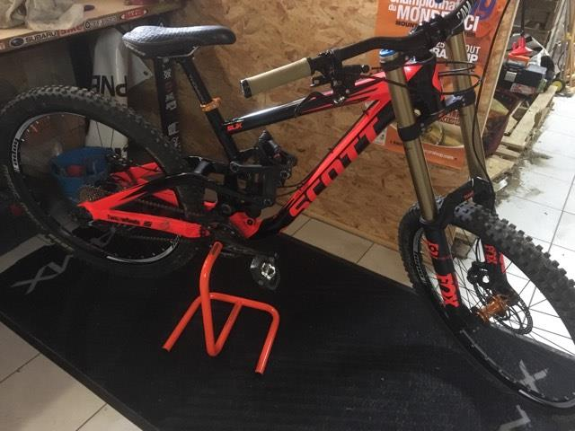 Scorpion MTB DH Bike Stand