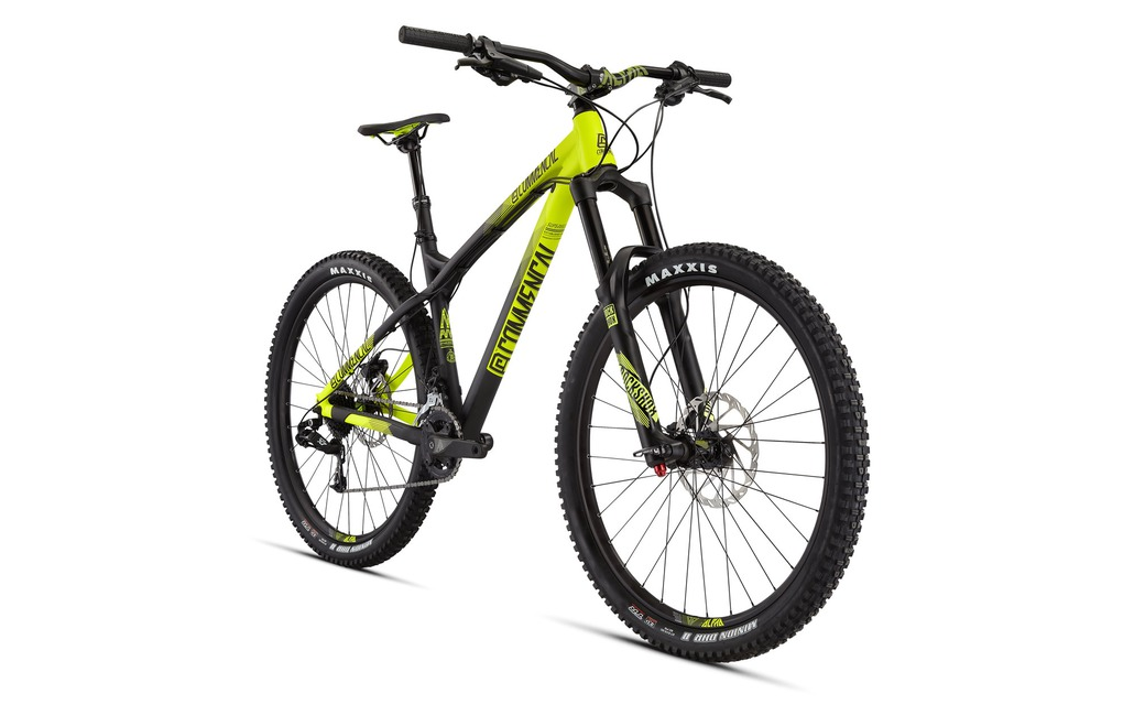Commencal Meta HT AM essential Rockshox 650b Yellow 2016