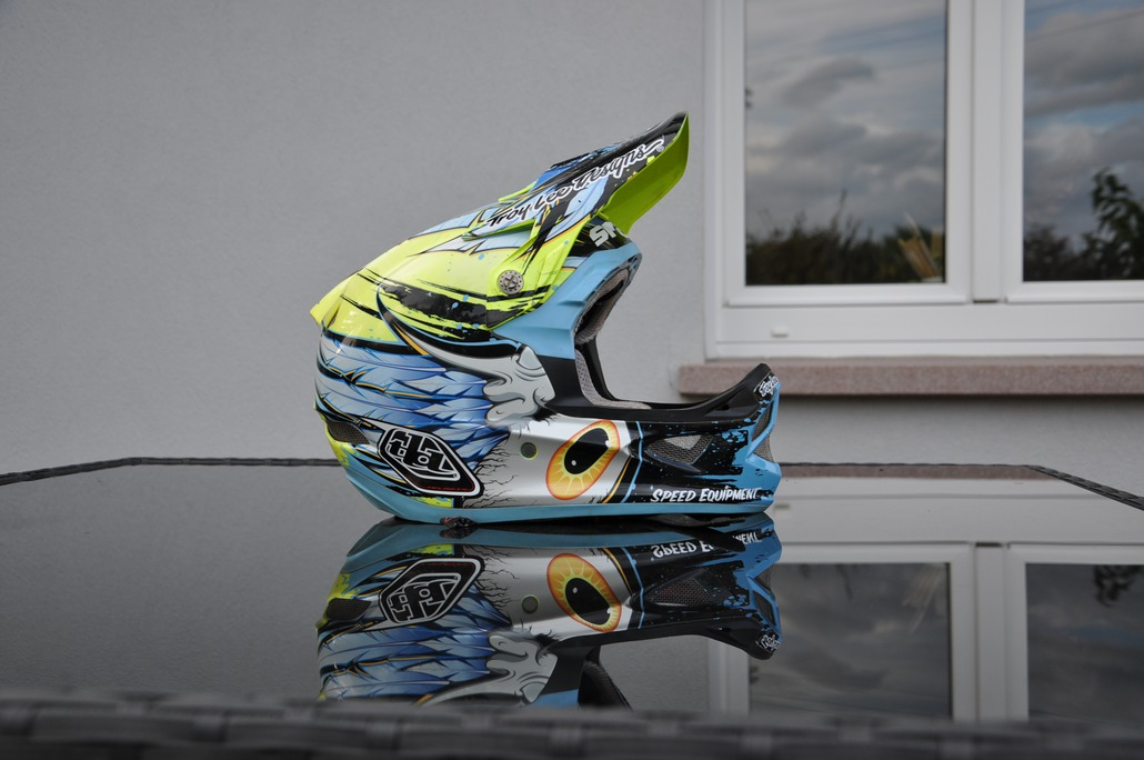 Troy Lee Designs D3 Composite Speedwing