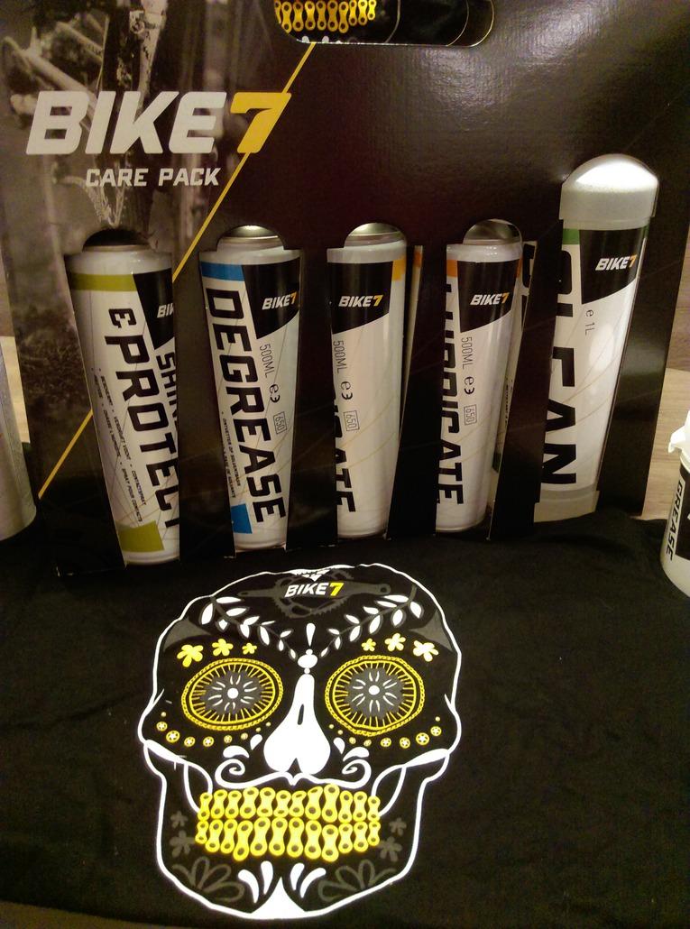 Bike7 Care pack