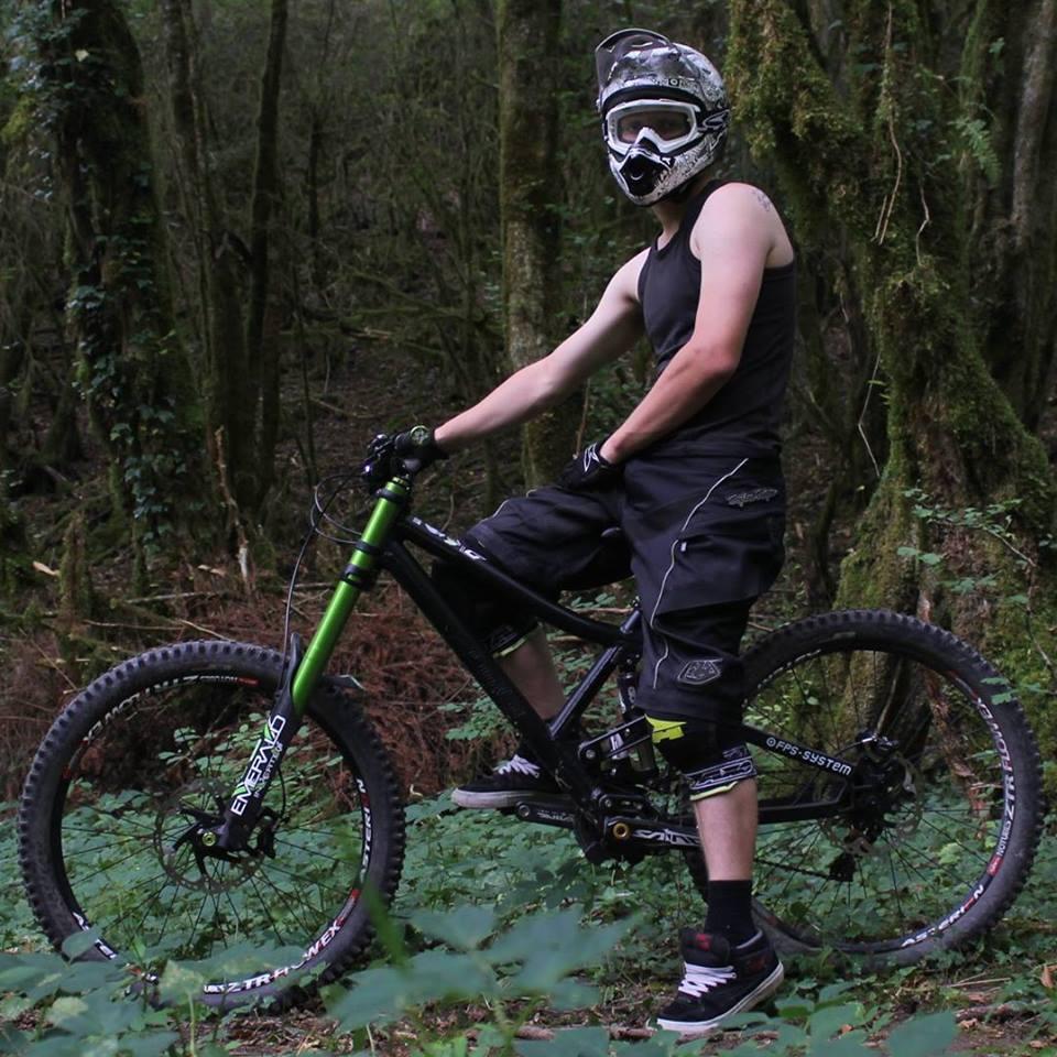 Troy Lee Designs moto