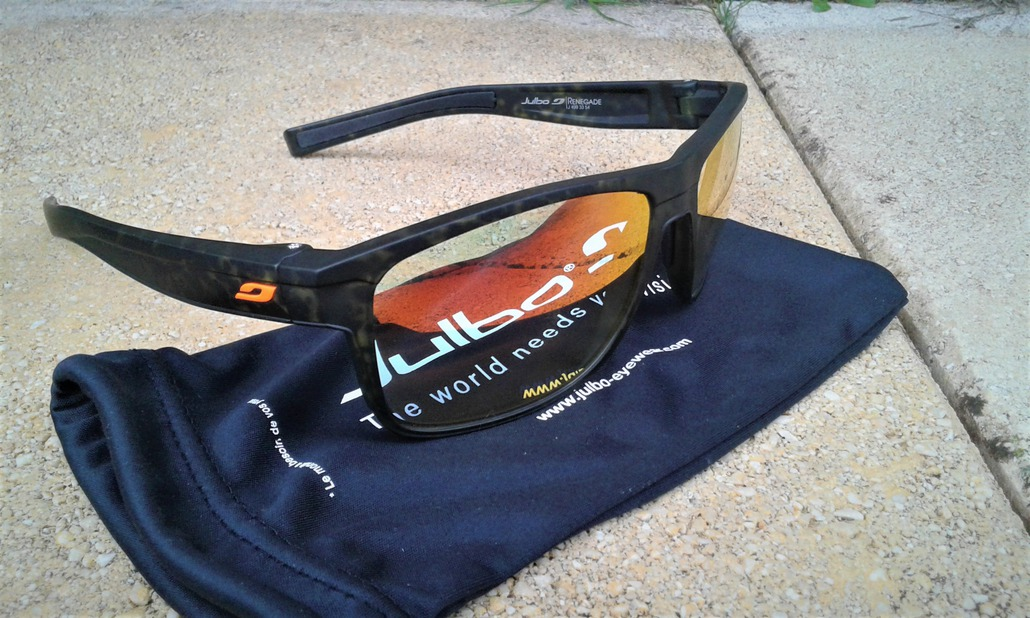 Julbo Renegade Zebra light