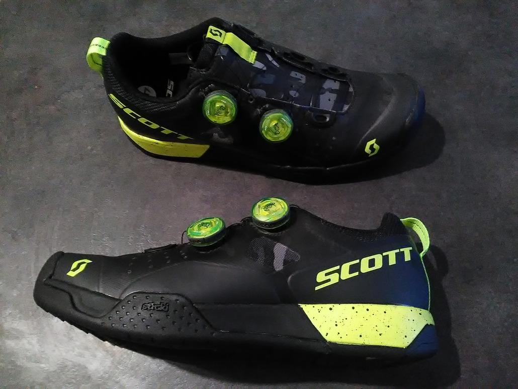 Scott AR BOA® Clip