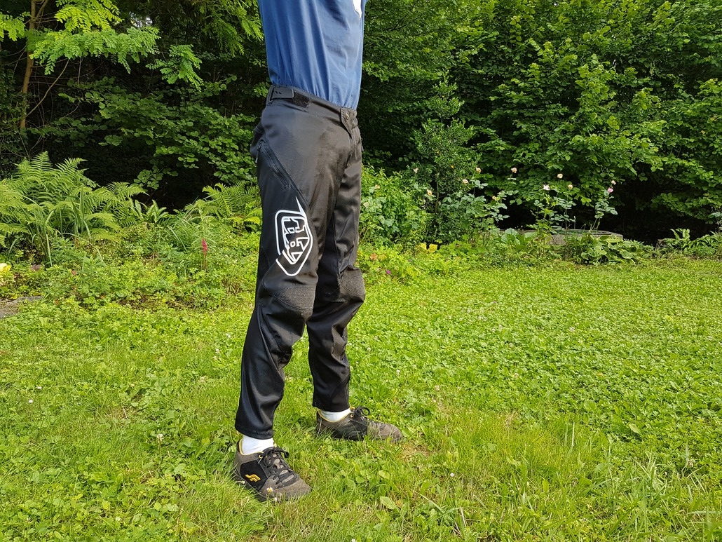 Test Troy Lee Designs Sprint Pants