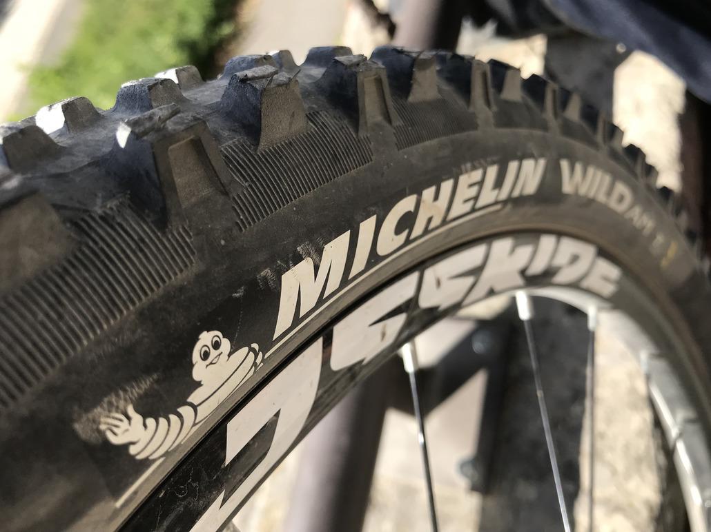 MICHELIN Wild AM : Un nouveau pneu Michelin très efficace