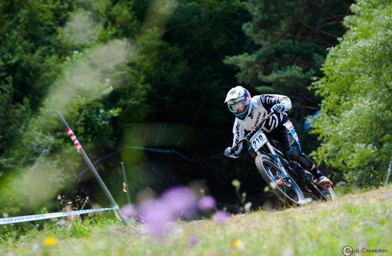 Week-end de course - Team Lapierre Gravity Republic