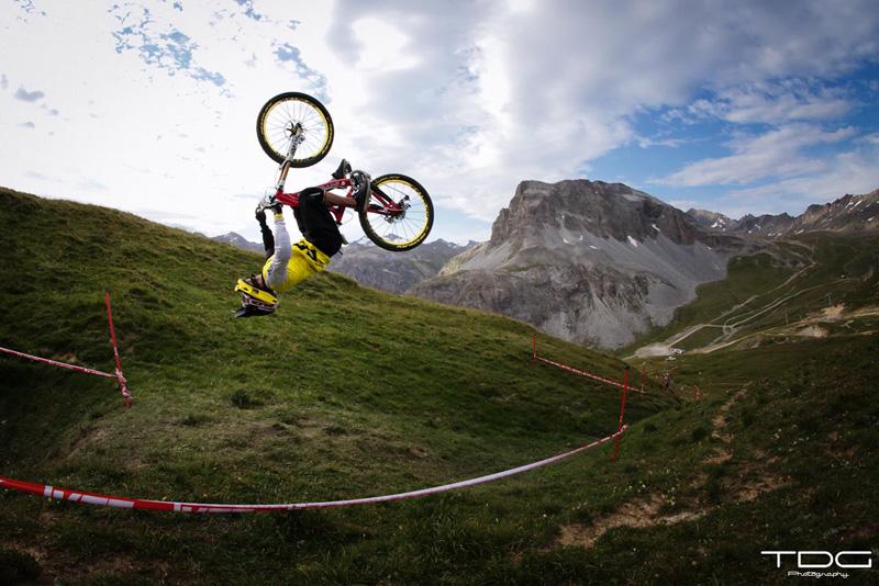 Interview du héros de Val d'Isère - Cédric Carrez