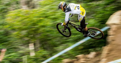 UCI DH WC #5 - Mont St Anne, le Replay