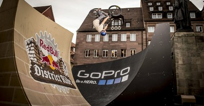 Red Bull Ride District - LIVE