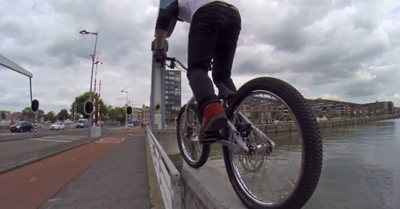 On the Road - Danny MacAskill,  Drop and Roll Tour