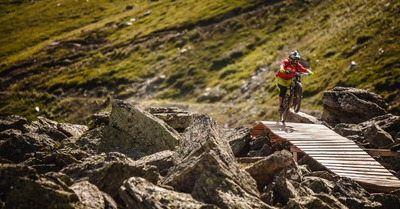 Partly cloudy tour #4 - Verbier