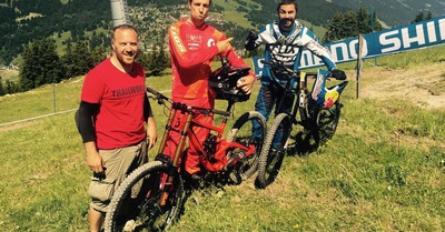 Lenzerheide Preview avec Claudio