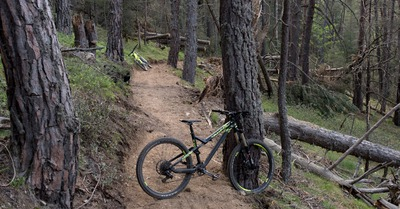Commencal Track Vallnord