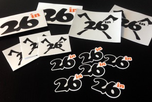 Stickers 26in