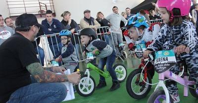 Kids Rider Bike Challenge