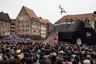 Red Bull District Ride : Le LIVE c'est ici