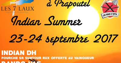 Ce weekend en Bike Park : 23 et 24 Septembre