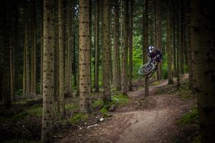 SPOT : Meyrieu Trail