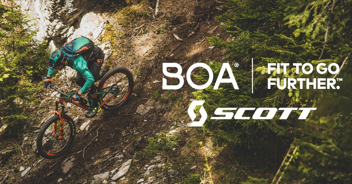 Scott - AR BOA® Clip