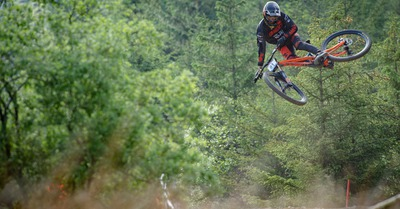 Qualifications -Fort William - DH WC#2