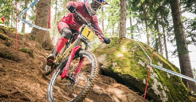 DH WC - Val di Sole - Le live !