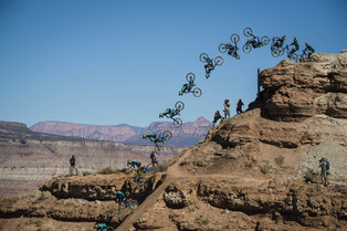 Red Bull Rampage 2018 - Nouveau site