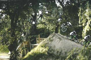Double backflip 360° - Richard Fert
