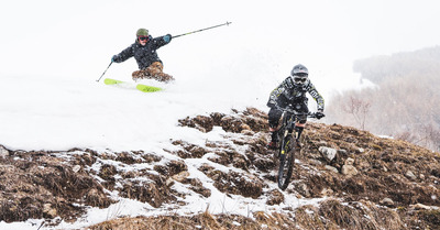 Snow 2 Bike - Les 2 Alpes