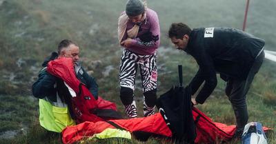 Tahnée Seagrave blessée à l'épaule