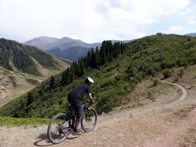 Escapade :Voyage au Kirghizistan