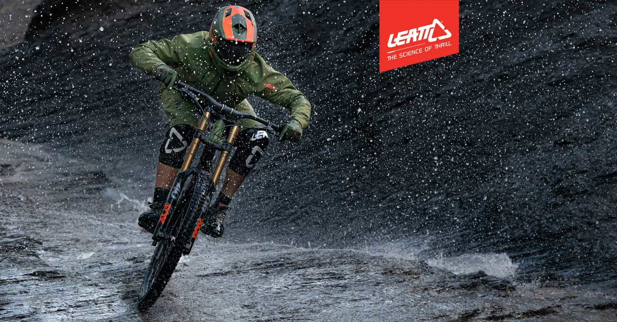LEATT - DBX 5.0 All-Mountain Forest